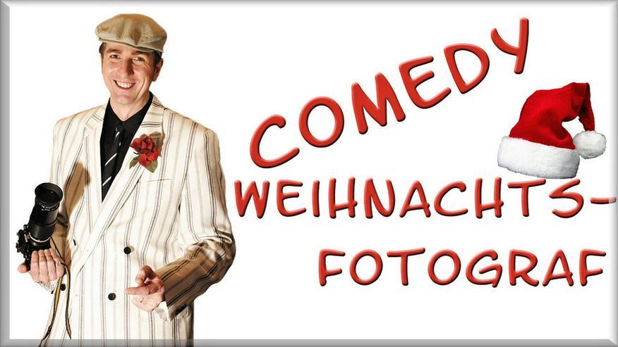 Weihnachtsfeier Kassel  2018 Comedy-Fotograf - Musik, Foto & Kunst - Bild 1