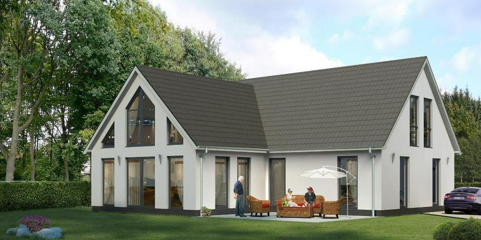 Bauen mit ausgesuchten Baustoffen, energiesparendes Wohnen