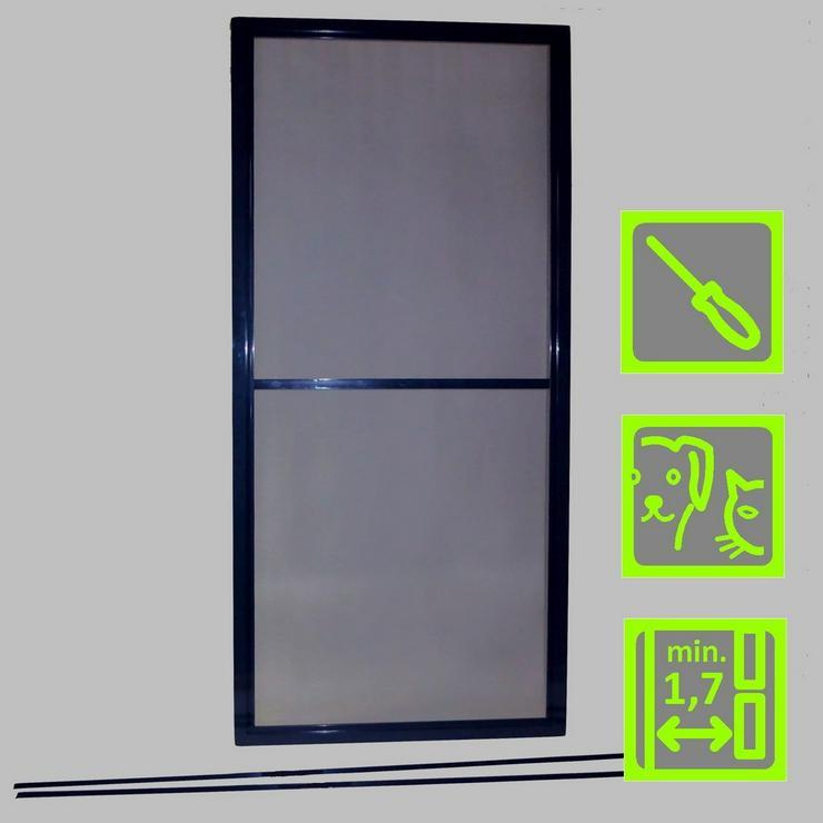 fliegengitter f r schiebet ren von koritec in rinteln auf. Black Bedroom Furniture Sets. Home Design Ideas