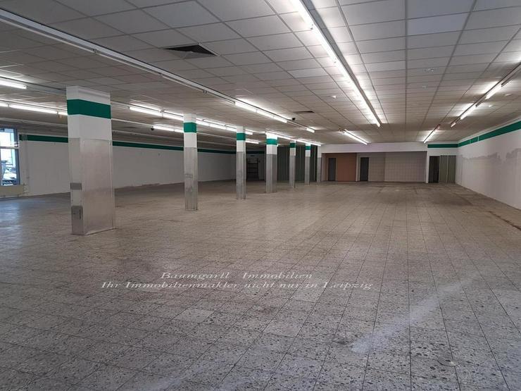 Bild 6: IHre neue attraktive Einzelhandelsfläche in Borna - Ideal für Discounter mit Bäcker und...