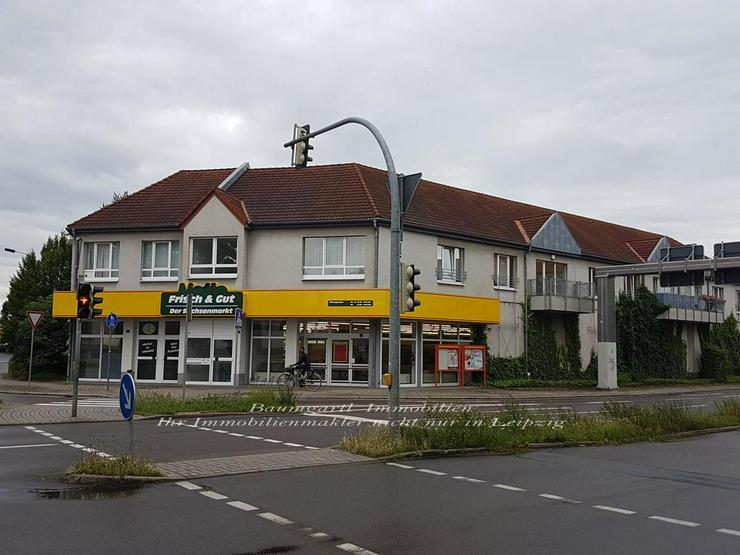IHre neue attraktive Einzelhandelsfläche in Borna - Ideal für Discounter mit Bäcker und... - Gewerbeimmobilie mieten - Bild 1