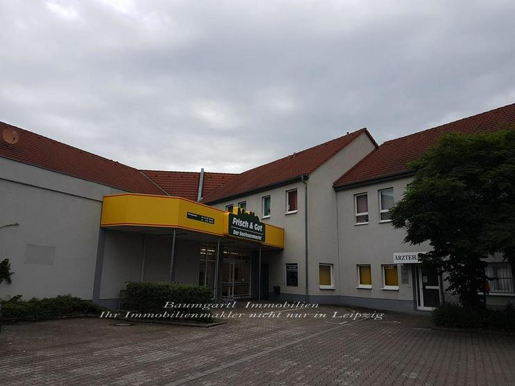 Bild 2: IHre neue attraktive Einzelhandelsfläche in Borna - Ideal für Discounter mit Bäcker und...
