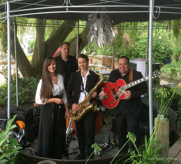 Bild 2: STAND-ARTS Jazz Swing Bossa Soul Pop Jazzband