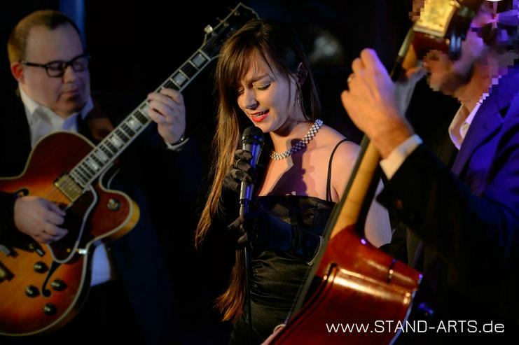 Bild 6: STAND-ARTS Jazz Swing Bossa Soul Pop Jazzband