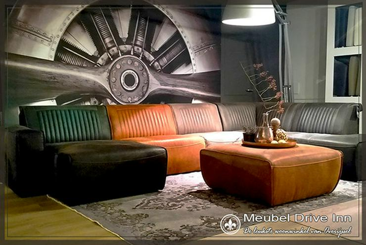 Design Meubels Enschede : Leder elementen ecksofa buffelleder cowboy in enschede auf