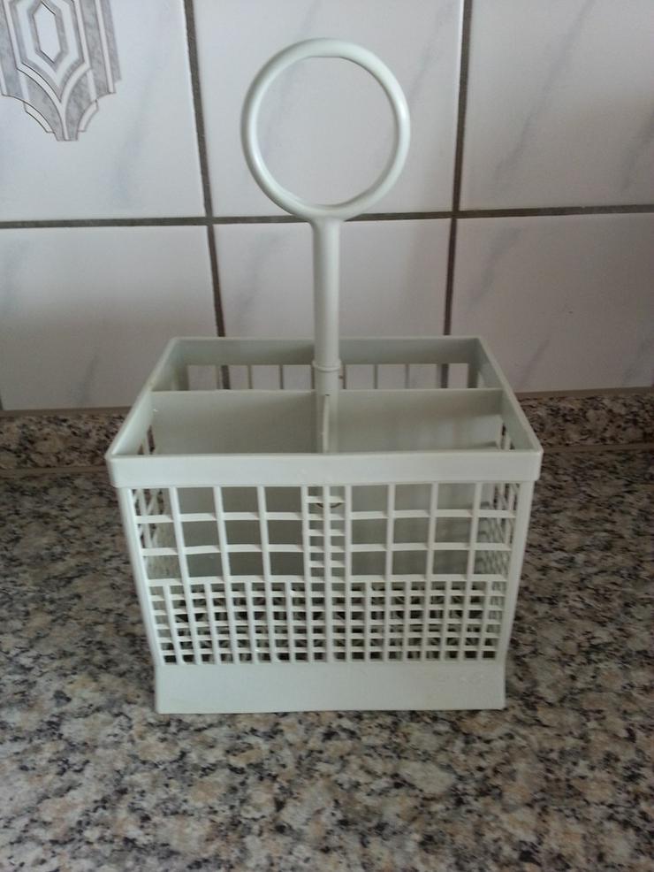 Bild 3: Besteckkorb für Bosch Geschirrspülmaschine