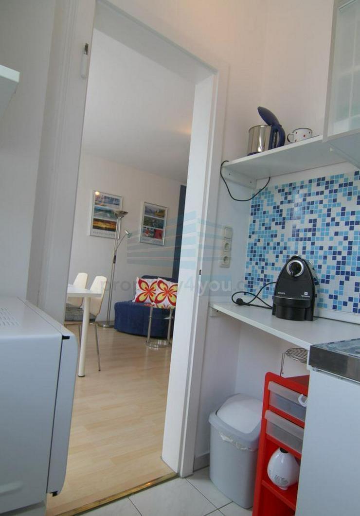 Bild 6: Möblierte 1-Zi. Apartment mit Balkon / München - Schwabing