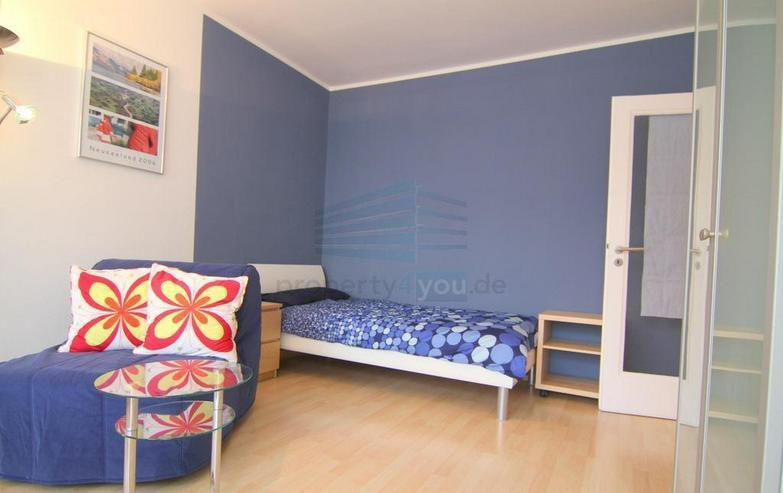 Bild 3: Möblierte 1-Zi. Apartment mit Balkon / München - Schwabing
