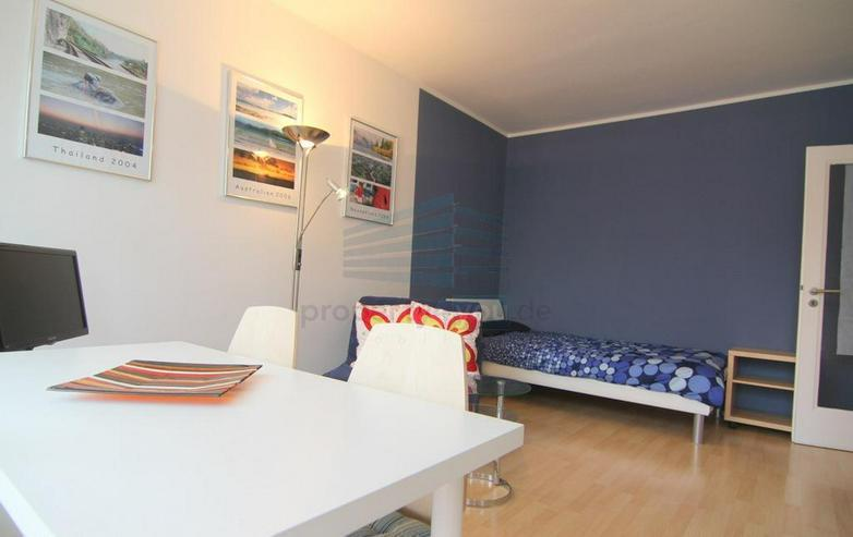 Bild 2: Möblierte 1-Zi. Apartment mit Balkon / München - Schwabing