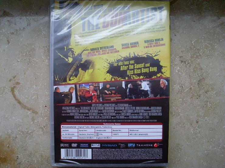 Bild 2: Con Artist DVD NEU Donald Sutherland