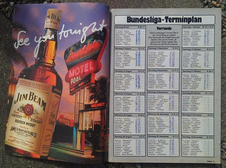 Bild 3: Kicker Bundesliga Sonderheft 89/90