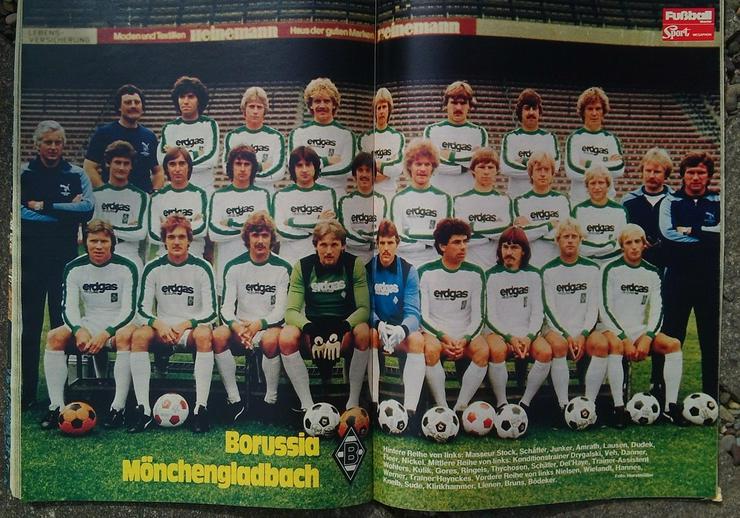 Bild 2: Fussballwoche Bundesliga Sonderheft 79/80