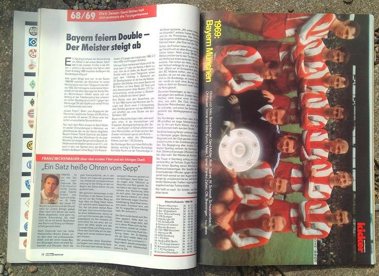 Bild 2: Kicker Spezial 30 Jahre Bundesliga