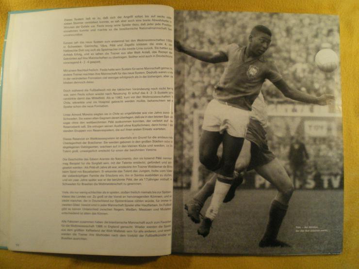 Bild 4: Sammelalbum Original Fussball WM 1966 (FP) noch 1 x Preis runter gesetzt !