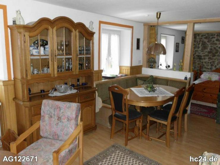 Möblierte 2 - Zimmer Wohnung in Raich bei Tegernau, befristet