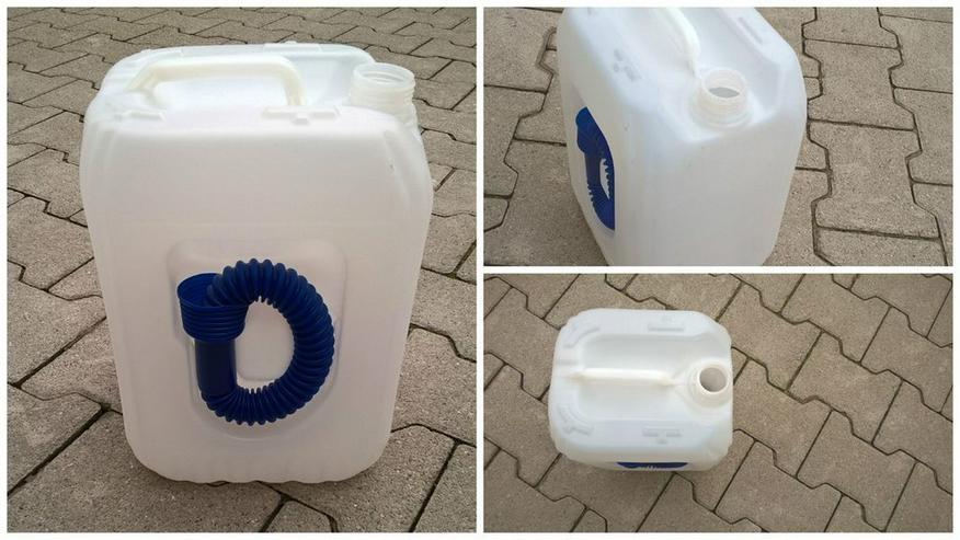 Neue 10 Liter Kanister - Paletten, Big Bags & Verpackungen - Bild 1