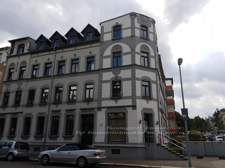 Bild 1: 2 Zimmerwohnung mit Einbauküche und großzügige Wohnraumaufteilung in Chemnitz