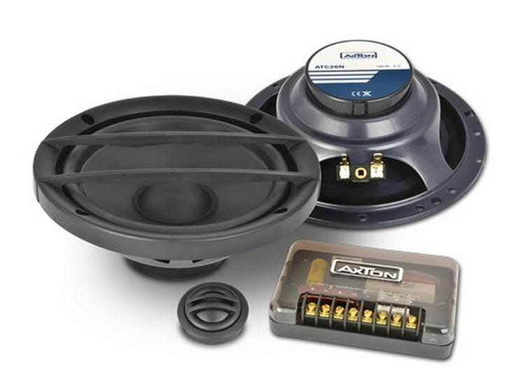 AXTON ATC26N 16,5cm Compo-System Lautsprecher - Lautsprecher, Subwoofer & Verstärker - Bild 1