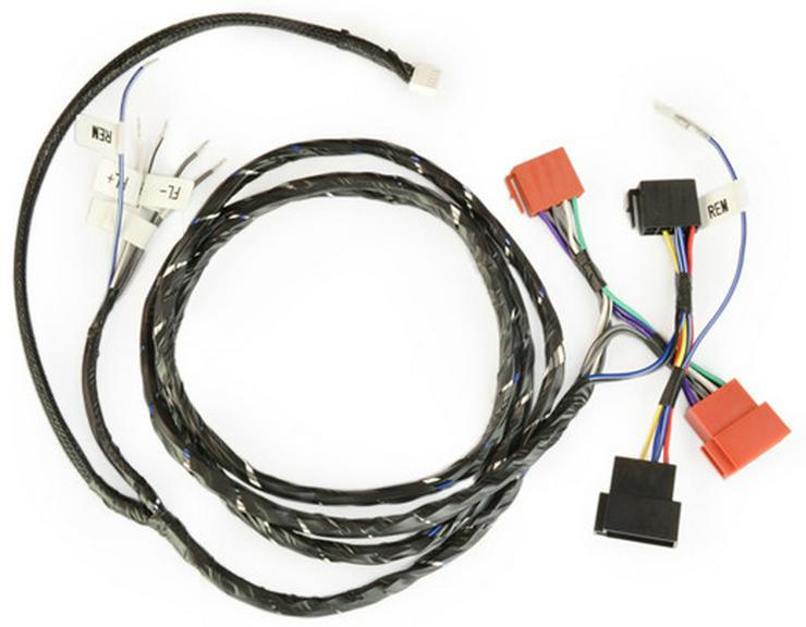 Axton P&P 2-Channel Amp Wiring Kit A250 A295 - Lautsprecher, Subwoofer & Verstärker - Bild 1