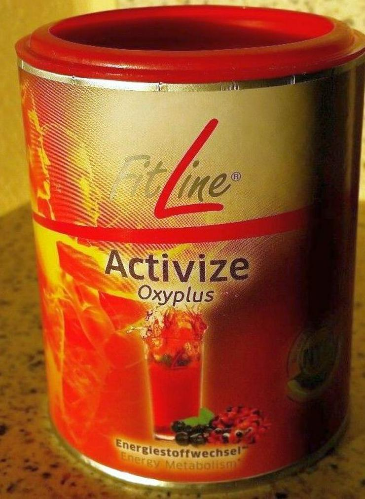 Fit Line Activ Oxy ORIGINAL 2 Dosen - Nahrungsergänzungsmittel - Bild 1