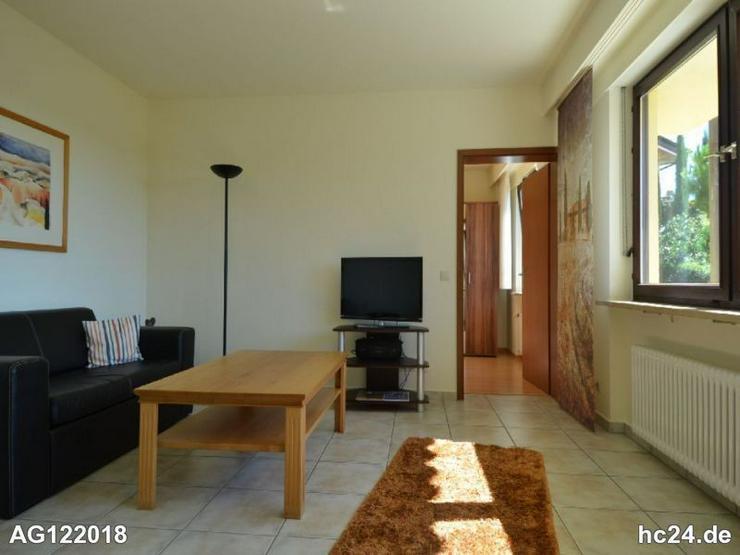 Möblierte 2 Zimmer in Weil am Rhein mit tollem Ausblick - Bild 1