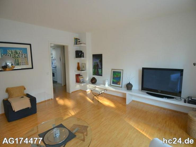 Bild 5: Möblierte 2-Zimmer Wohnung in Wiesbaden mit Balkon und PKW-Stellplatz