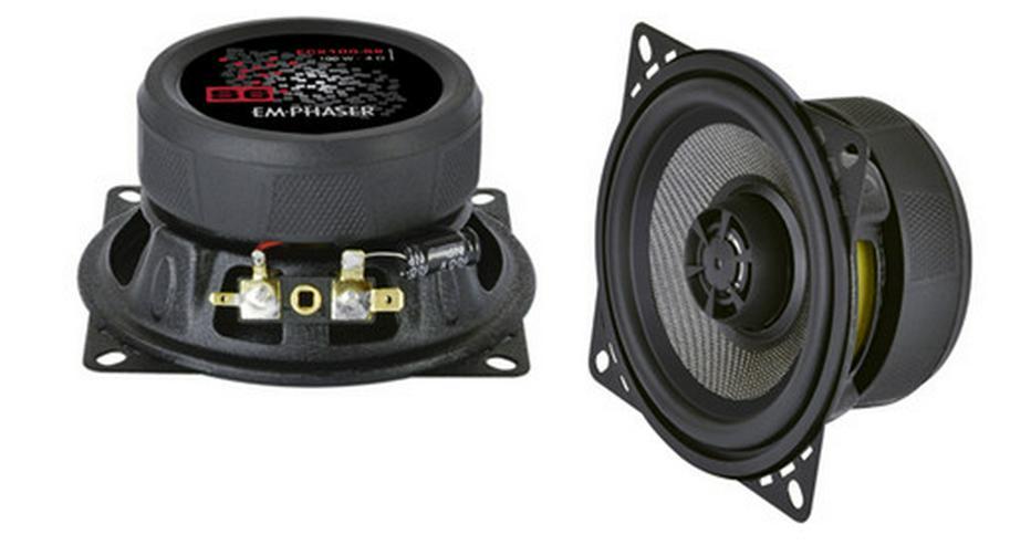 Emphaser ECX100-S6 10cm Coax 2Wege Lautsprecher - Lautsprecher, Subwoofer & Verstärker - Bild 1
