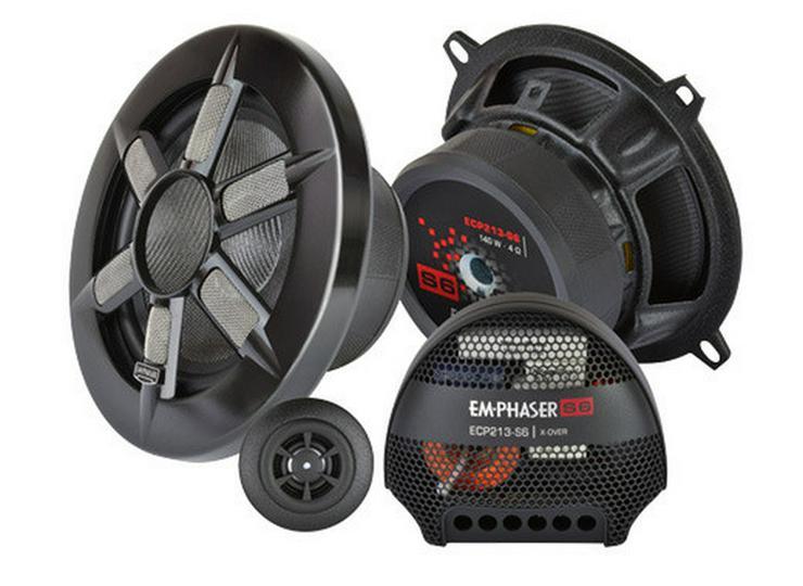 Emphaser ECP213-S6 13cm 2Wege Lautsprecher - Lautsprecher, Subwoofer & Verstärker - Bild 1