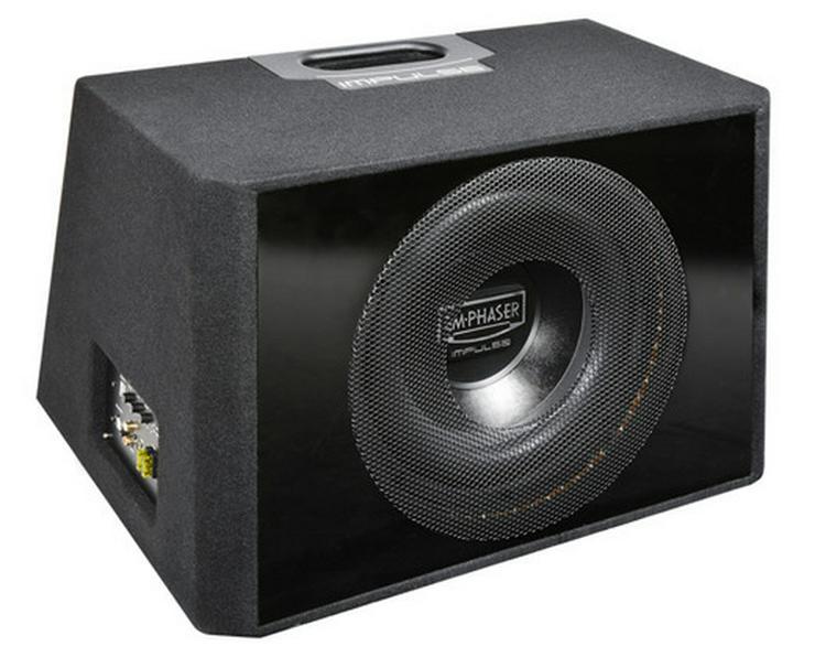 Emphaser EBR112-P6A 30cm Aktivsubwoofer - Lautsprecher, Subwoofer & Verstärker - Bild 1