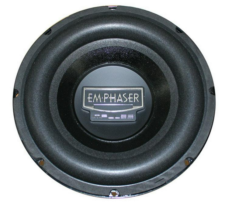 Emphaser EBR110-P6 Ersatz-Woofer 25cm Subwoofer - Lautsprecher, Subwoofer & Verstärker - Bild 1