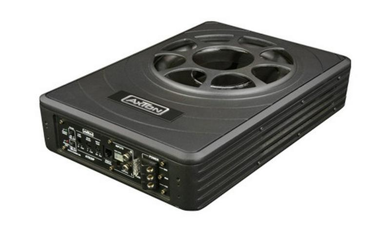 Axton ATB20P Flat 20cm 8 Zoll Aktivsubwoofer - Lautsprecher, Subwoofer & Verstärker - Bild 1