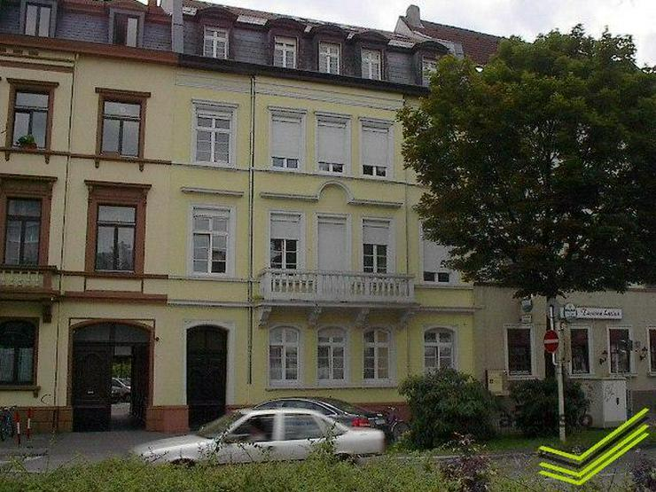 Mannheim-Quadrate: Wunderschöne 2-Zimmerwohnung im sanierten Denkmal mit BALKON! - Wohnung mieten - Bild 1
