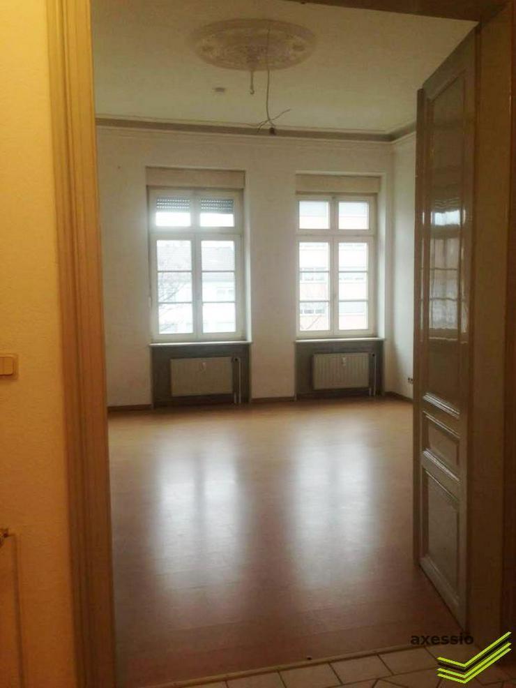 Bild 6: Mannheim-Quadrate: Wunderschöne 2-Zimmerwohnung im sanierten Denkmal mit BALKON!