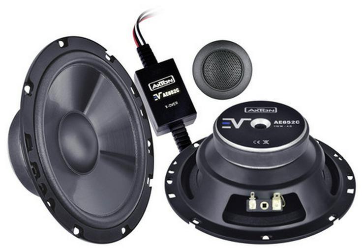 AXTON AE652C 16,5cm Lautsprecher 2-Wege 110W - Lautsprecher, Subwoofer & Verstärker - Bild 1