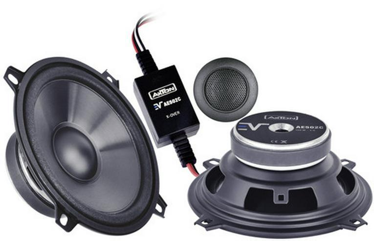 AXTON AE502C 13cm Compo Lautsprecher 100 Watt - Lautsprecher, Subwoofer & Verstärker - Bild 1