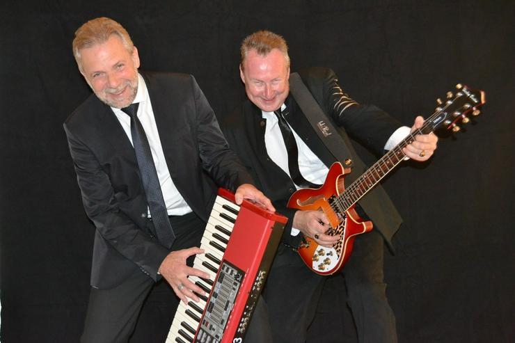 Big Boppers ... refresh das RocknRoll Duo