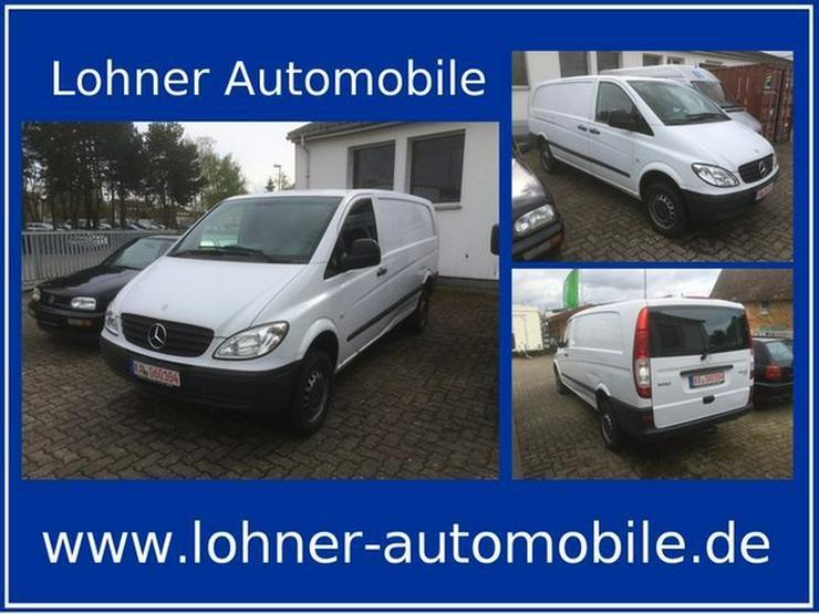 MERCEDES-BENZ Vito 115 CDI 4x4 Lang *Reifen/Bremsen/TÜV -NEU-*