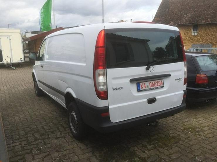 Bild 4: MERCEDES-BENZ Vito 115 CDI 4x4 Lang *Reifen/Bremsen/TÜV -NEU-*
