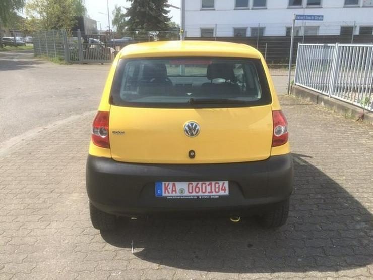 Bild 6: VW Fox 1.2 40kw 1. Hand Klima Alufelgen Scheckheft