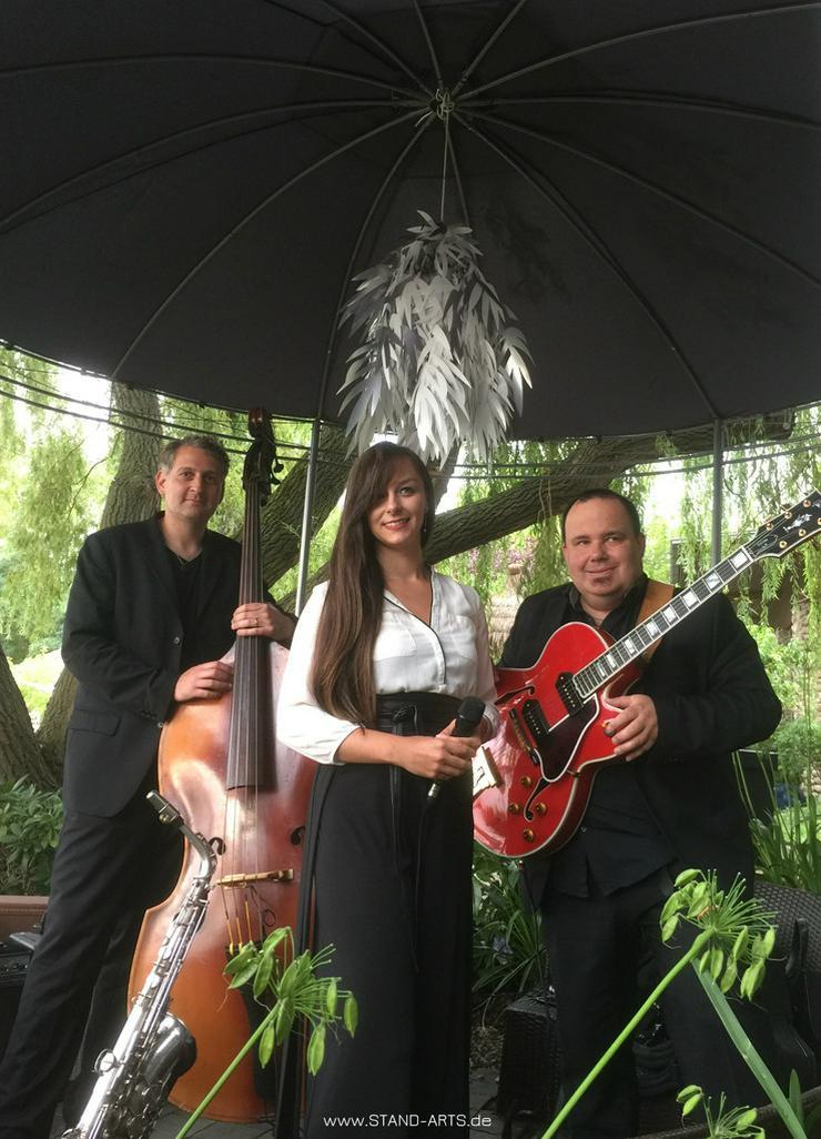 JazzDuo JazzTrio Swing - Jazz - Bossa Livemusik - Musik, Foto & Kunst - Bild 1