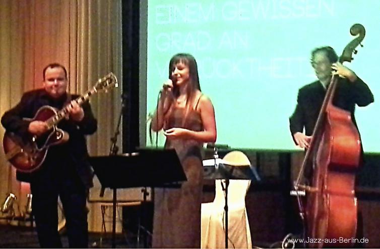 Bild 5: JazzDuo JazzTrio Swing - Jazz - Bossa Livemusik
