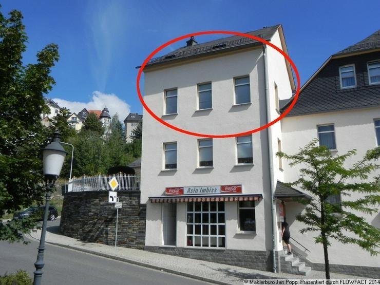 Kleine Wohnung über 2 Etagen - Büro im gleichen Haus möglich - Wohnung mieten - Bild 1