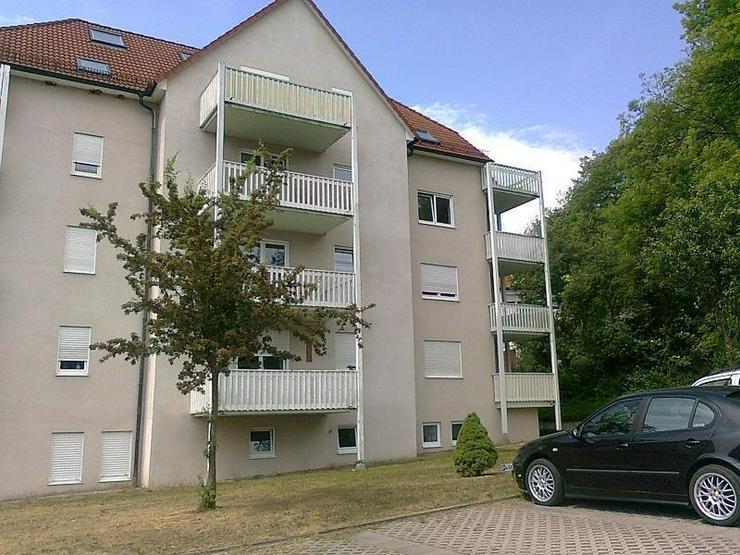 1-Zi- Wohnung, Creuzburg, 47 qm, Balkon - Wohnung mieten - Bild 1