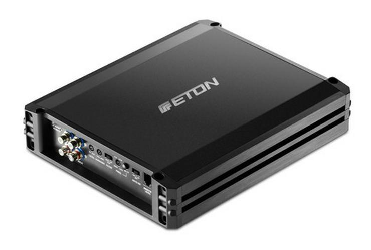 ETON ECS 300.2 2-Kanal Endstufe 2x 128W RMS - Lautsprecher, Subwoofer & Verstärker - Bild 1
