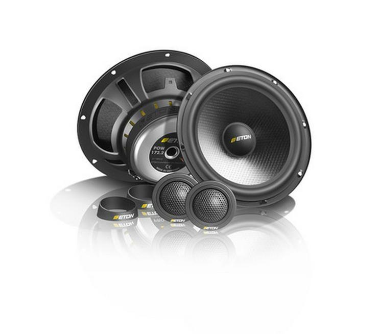 ETON POW 172.2 16,5 cm 2-Wege Lautsprecher - Lautsprecher, Subwoofer & Verstärker - Bild 1