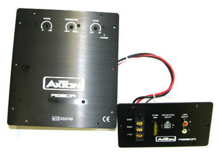 Axton AB20A-Amp Endstufe Amplifier Ersatzteil - Lautsprecher, Subwoofer & Verstärker - Bild 1