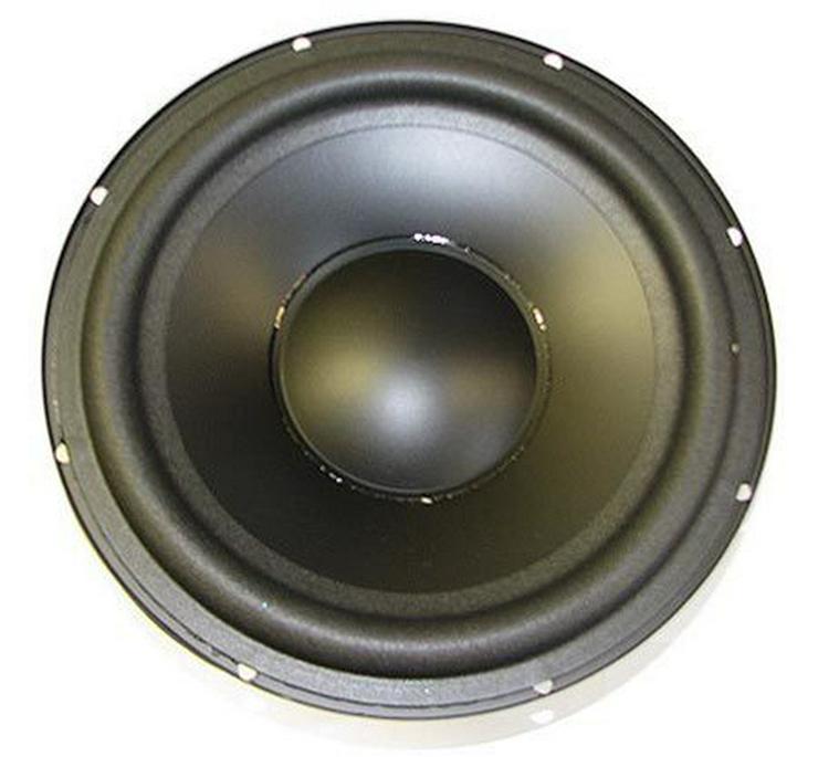 AXTON AB25A Ersatz-Woofer Subwoofer 25cm - Lautsprecher, Subwoofer & Verstärker - Bild 1