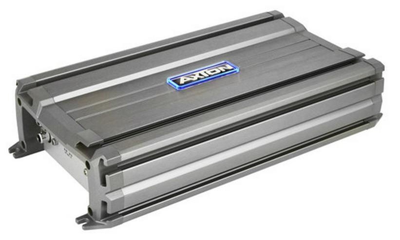 Axton A295 Endstufe Verstärker 2 Kanal 2x 105 - Lautsprecher, Subwoofer & Verstärker - Bild 1
