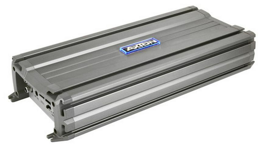 Axton A480 Endstufe Verstärker 4 Kanal 4x 85W - Lautsprecher, Subwoofer & Verstärker - Bild 1
