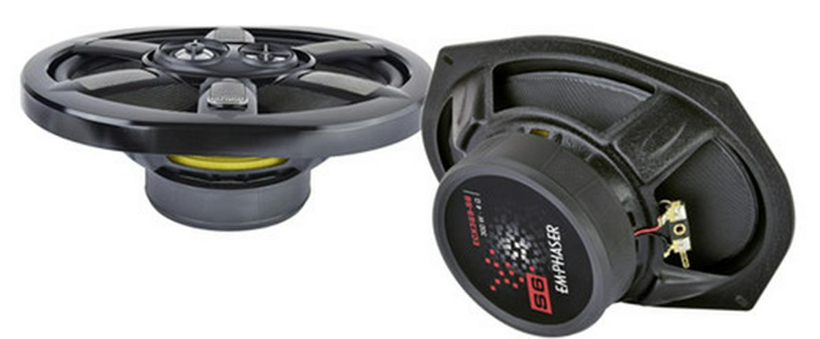 Emphaser ECX369-S6 Coax 2Wege 6x9 Lautsprecher - Lautsprecher, Subwoofer & Verstärker - Bild 1